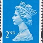 UK 2nd Class Stamp