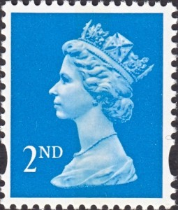 How Much Is A 2nd Class Stamp
